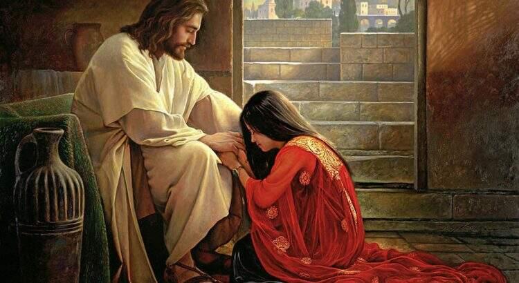 Oração da manhã – Jesus atende o seu pedido